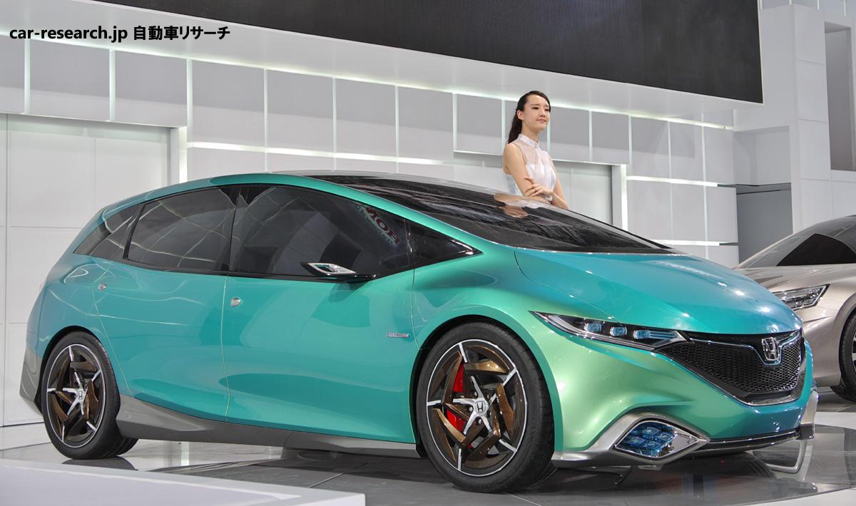 次期ストリームは世界戦略車、2013年秋に中国で発売計画、日本版はハイブリッド