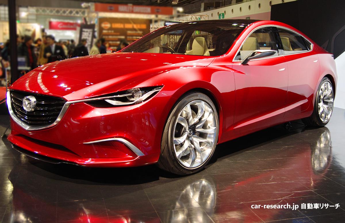 アクセラのフルモデルチェンジは2013年内、新型1.8LスカイアクティブGを初採用 – 自動車リサーチ