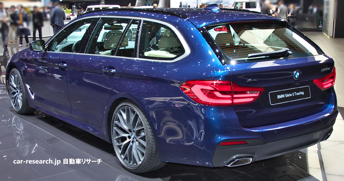 5シリーズツーリング(BMW)の中古車を探す   中古車情報検索ならcarview!