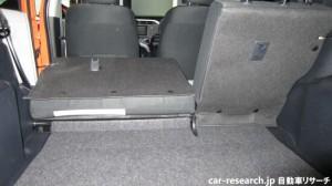 Prius C Trunk