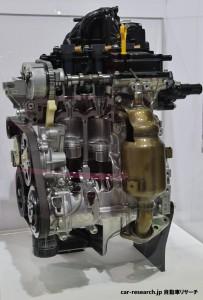 R06A型エンジン