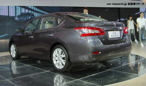 New Sylphy is New Sentra