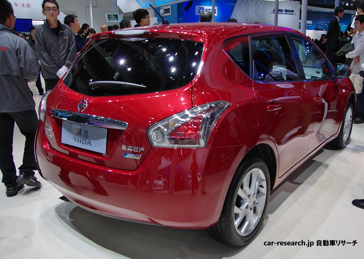 新型ティーダ 次期ティーダはノートと車種統合される これまで、次期ティーダの日本発売... 次期