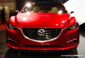 next Mazda6 TAKERI