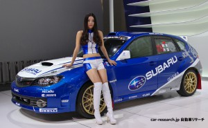 WRX STI RALLY TEAM CHINA