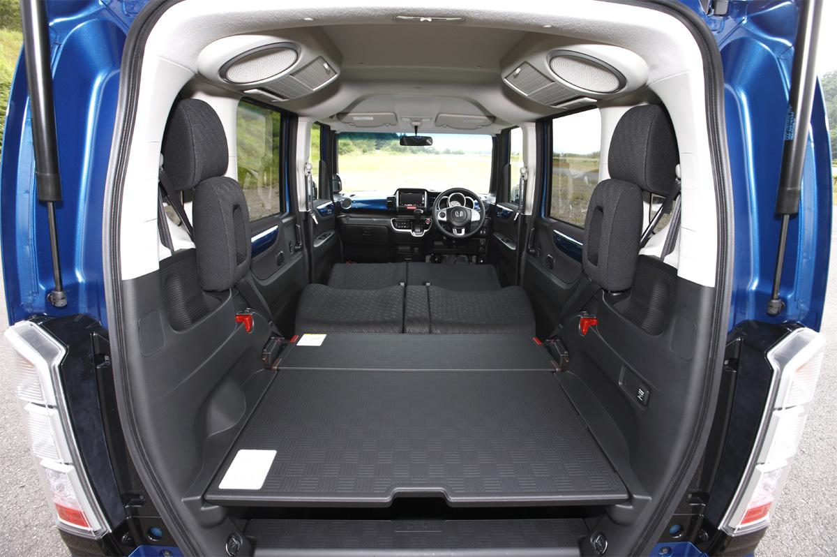 car research jp wp content uploads 2012 07 n box plus bedmode