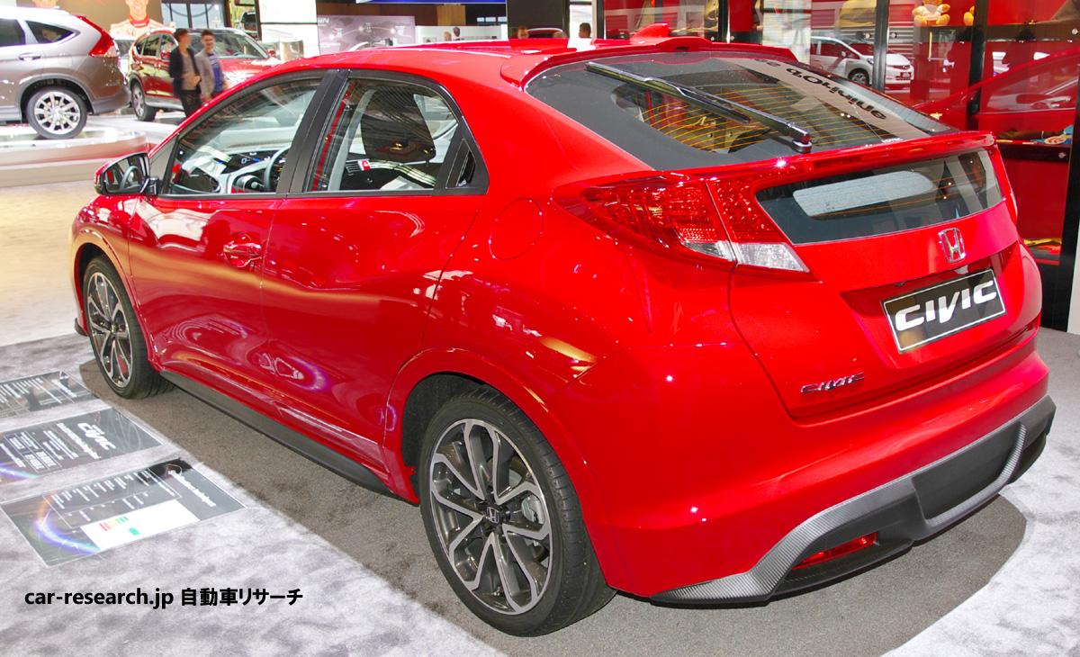 ホンダシビックタイプR 来年にも発売へ 1.6Lターボ 400万円の低価格