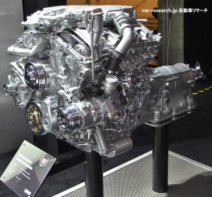 cadillac 3.6L V6 twin turbo