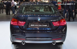 BMW435i Gran Coupe