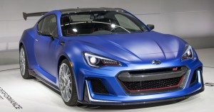 BRZ STI performance concept