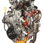 スズキ 2気筒ディーゼルエンジン