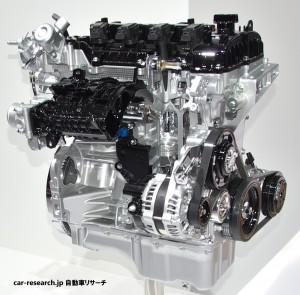 1.4L ブースタージェットエンジン