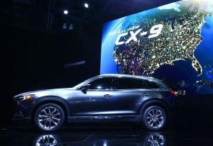 新型CX-9