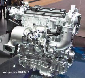 VC-ターボエンジン 日産-インフィニティ
