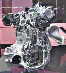 VC-Tエンジン マルチリンク