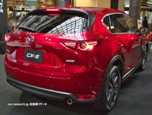 cx-5-rear
