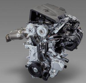 TNGA 2.5L NAエンジン