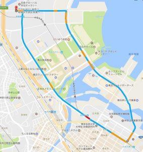 ノート e-POWER 試乗コース