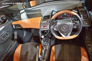 S660 Bruno Leather Edition インテリア
