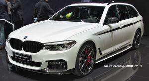 BMW 5シリーズ ツーリング ジュネーブ