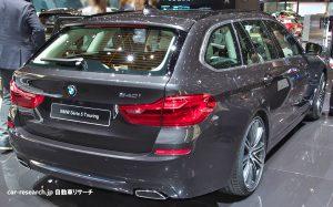 BMW 5シリーズ ツーリング リアコンビネーションランプ