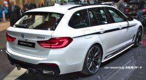 BMW 5シリーズ ツーリング ジュネーブ リアコンビネーションランプ