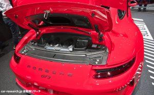911 GT3 エンジン