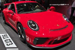 911 GT3 フロントグリル