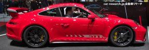 911 GT3 ジュネーブモーターショー2017