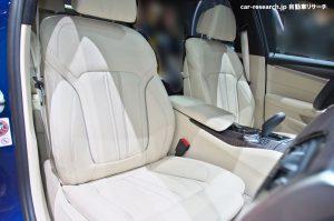 BMW 5シリーズ ツーリング シート