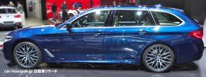 BMW 5シリーズ ツーリング ジュネーブモーターショー2017