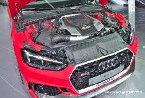 RS5 エンジン