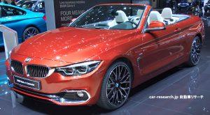 BMW4 カブリオレ