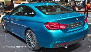 BMW4 クーペ リアコンビネーションランプ