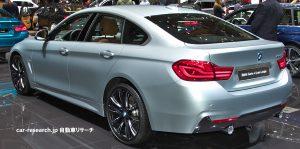 BMW4 グランクーペ リアコンビネーションランプ