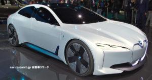BMW i ヴィジョンダイナミクス