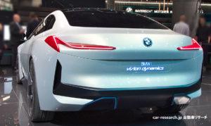BMW i ヴィジョンダイナミクス EV