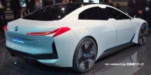 BMW i ヴィジョンダイナミクス リアコンビネーションランプ