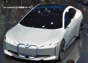 BMW i ヴィジョンダイナミクス コンセプト