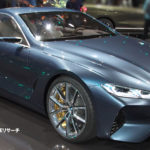 BMW8 コンセプト