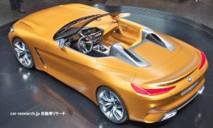 コンセプト Z4 BMW