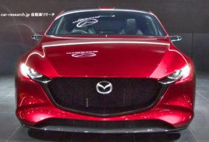 KAI Concept アクセラ フロントグリル
