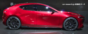 KAI Concept アクセラ 東京モーターショー2017