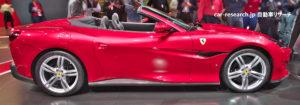 フェラーリ新型ポルトフィーノ フランクフルト2017