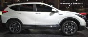 CR-V ハイブリッド 東京モーターショー2017