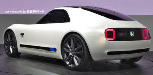 ホンダ スポーツ EV コンセプト リアコンビネーションランプ