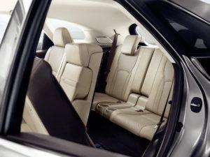 RX450hL サードシート