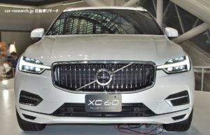 XC60 プラグインハイブリッド フロントグリル