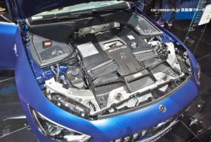 メルセデスAMG GT 63 エンジン