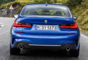 BMW 3series マフラー